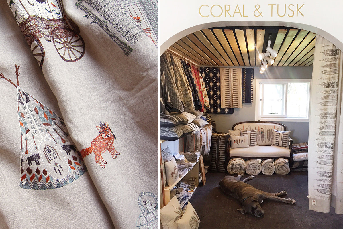 Coral & Tusk Outpost, Jackson Hole Wyoming