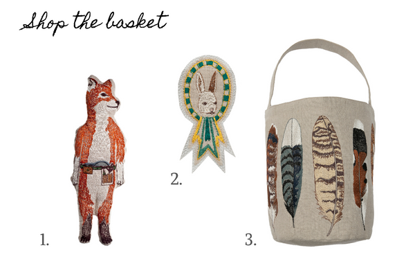 Coral & Tusk Easter Basket Picks