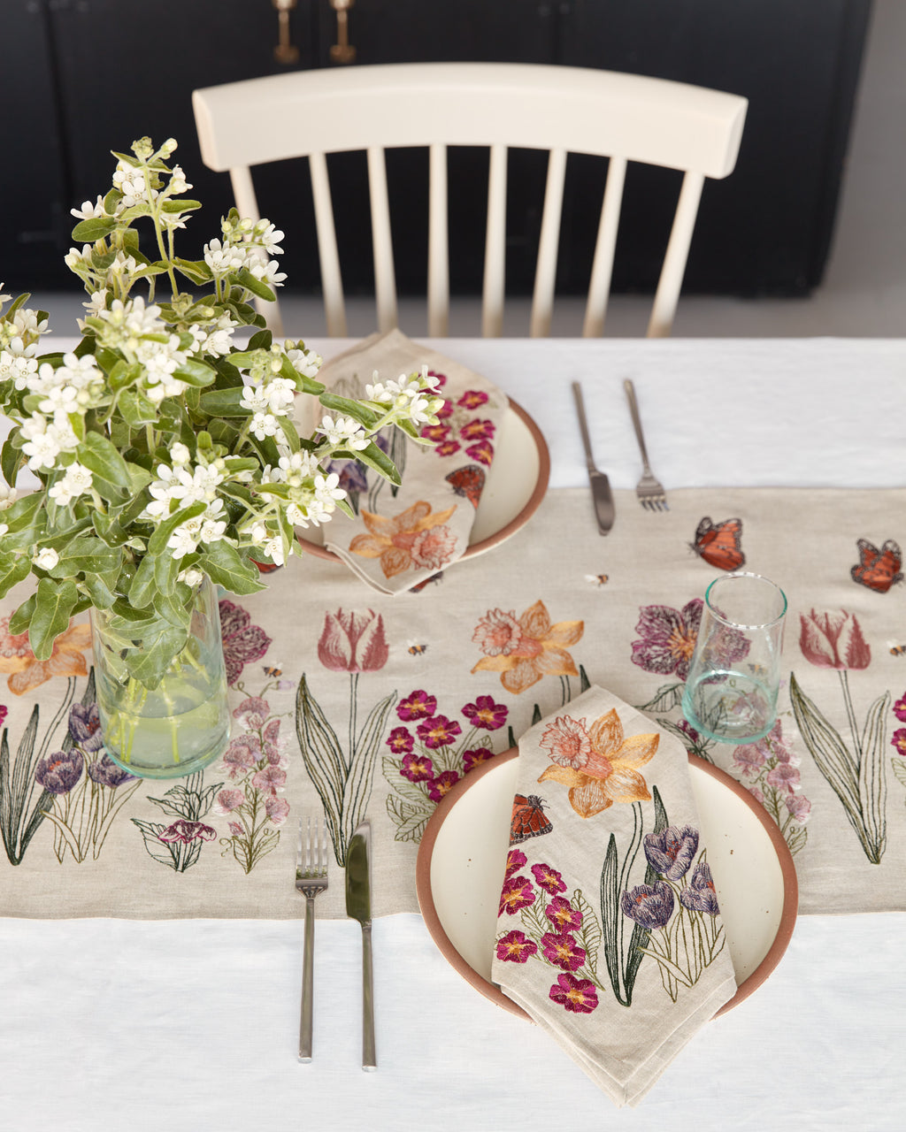 Blooms Table Runner
