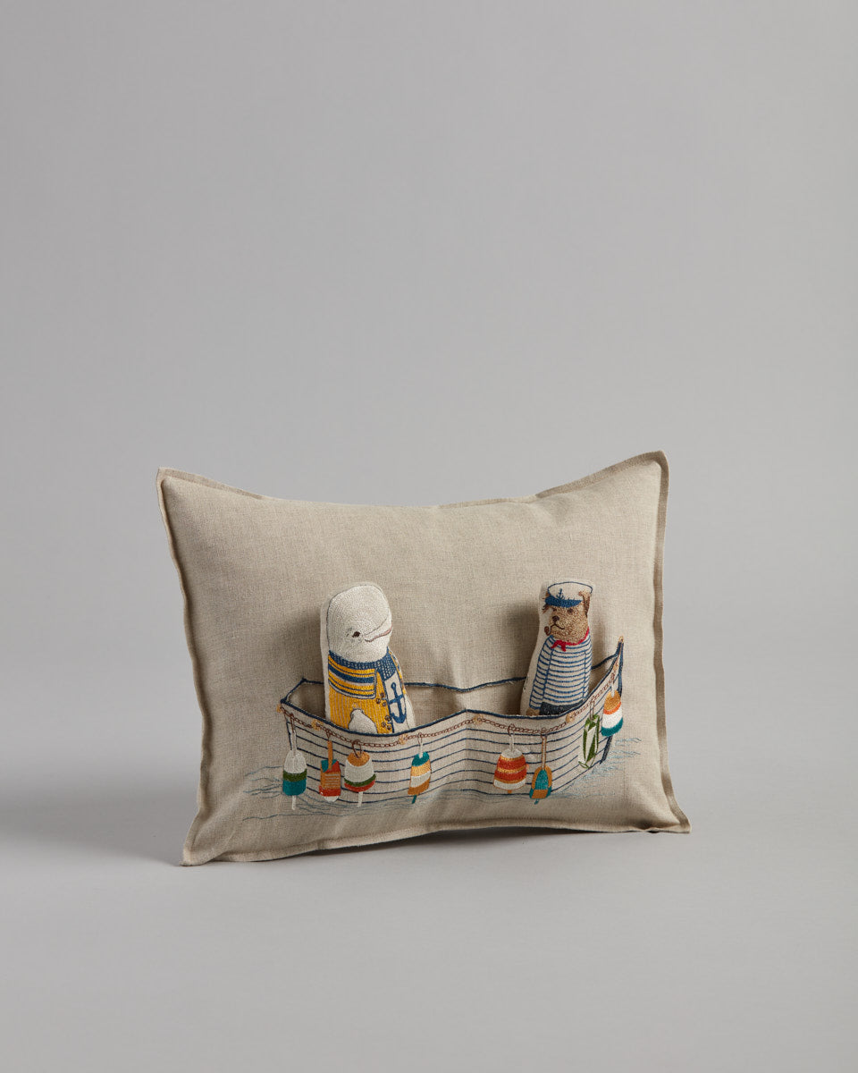 Dinghy Pocket Pillow