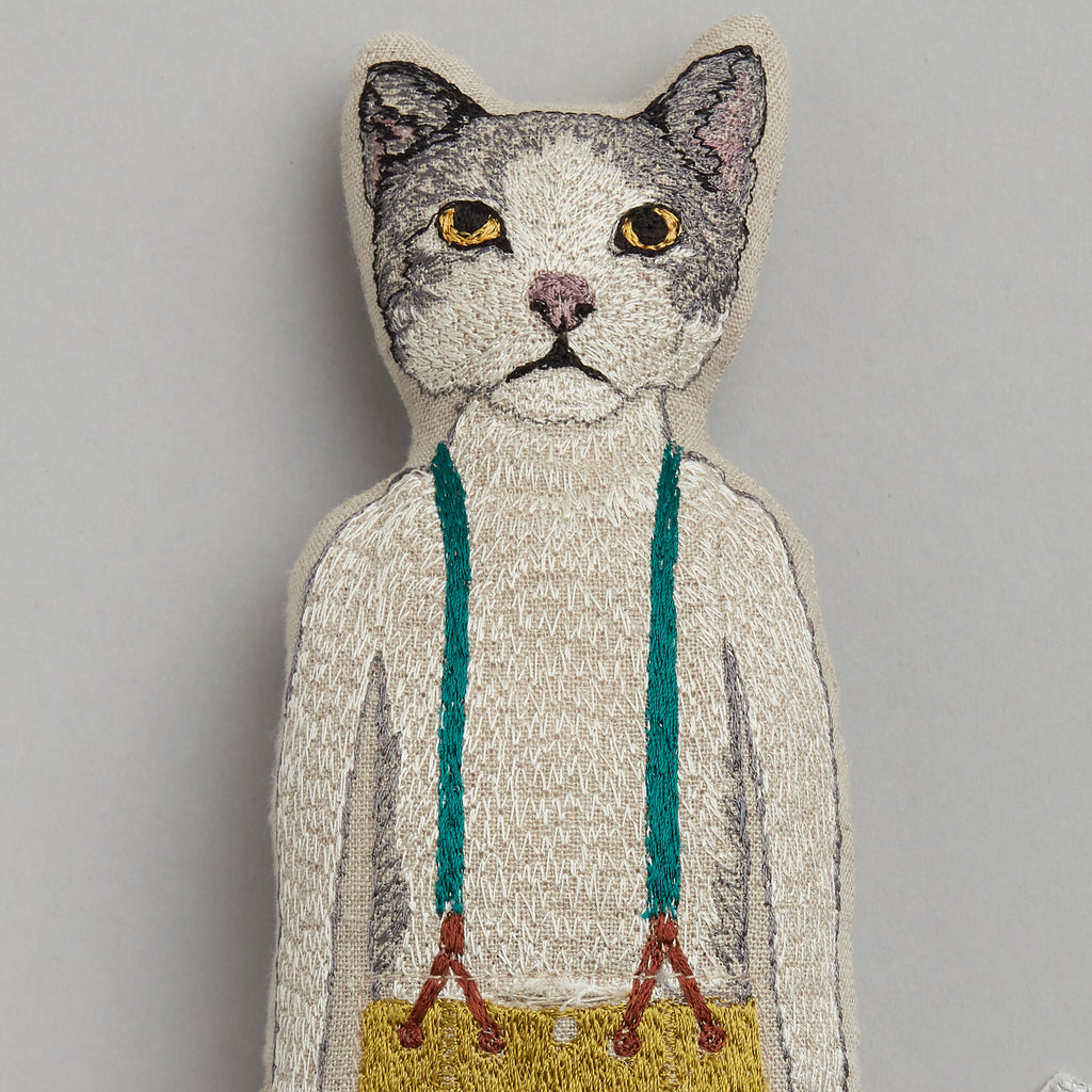 Kitty Pocket Doll