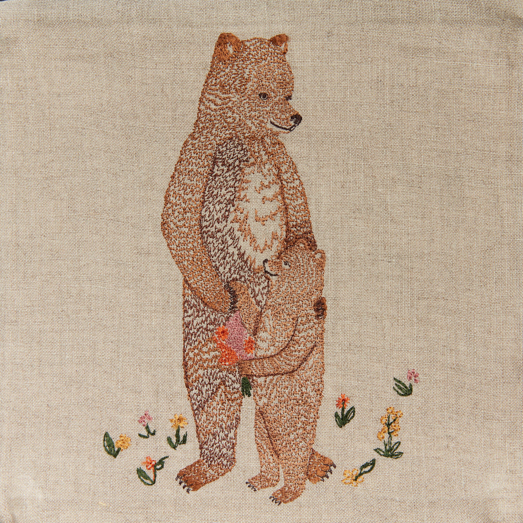 Mama Bear and Cub Pouch