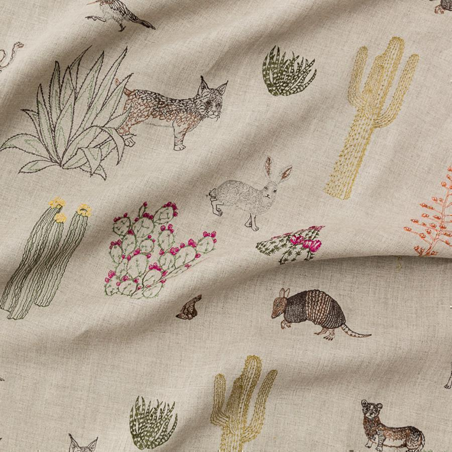 Desert Friends Fabric Yardage