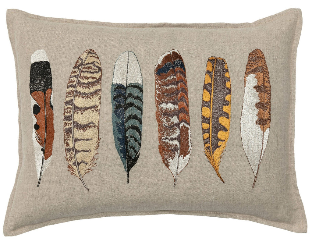 Medium Feathers Pillow