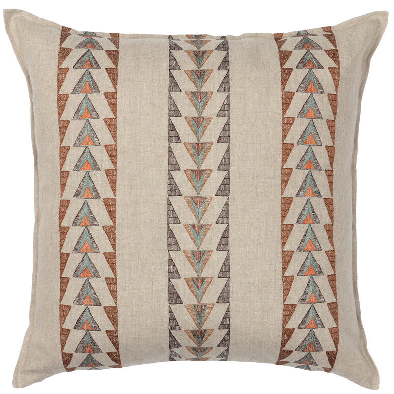 Arrowhead Stripe Pillow