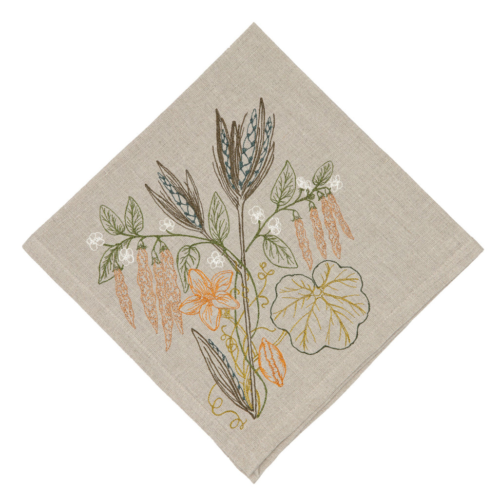Three Sisters Dinner Napkin