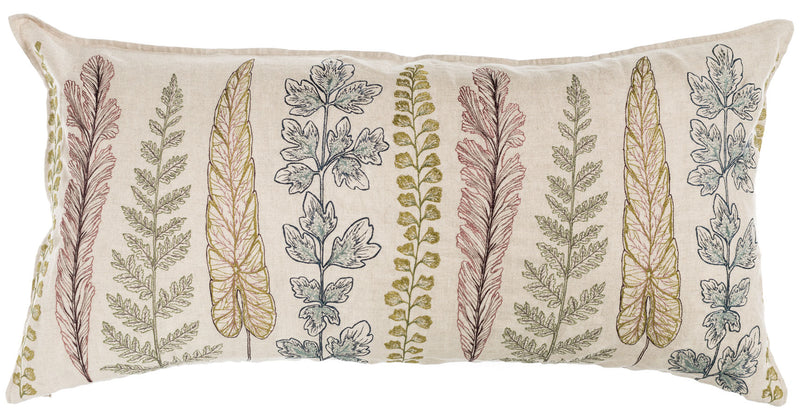 Plants Lumbar Pillow