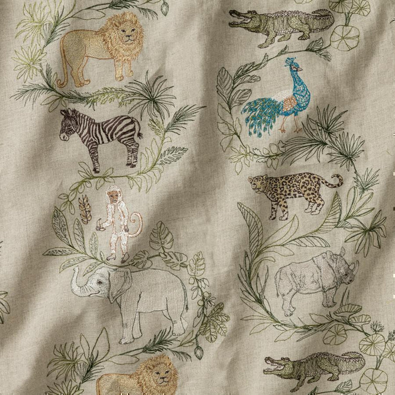 Safari Toile Yardage