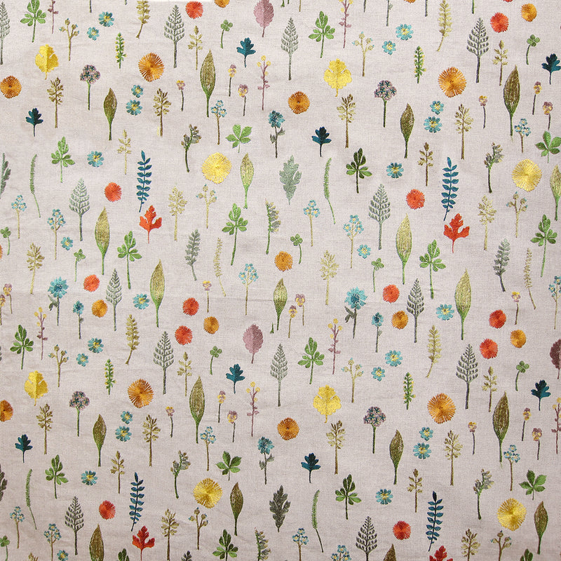 Garden Fabric Yardage 7.5 yards