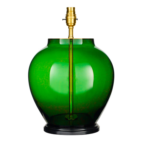 T7-202 - British Racing Green Globe Glass