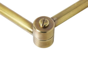 T4-010 - Tall Brass Corinthian Column