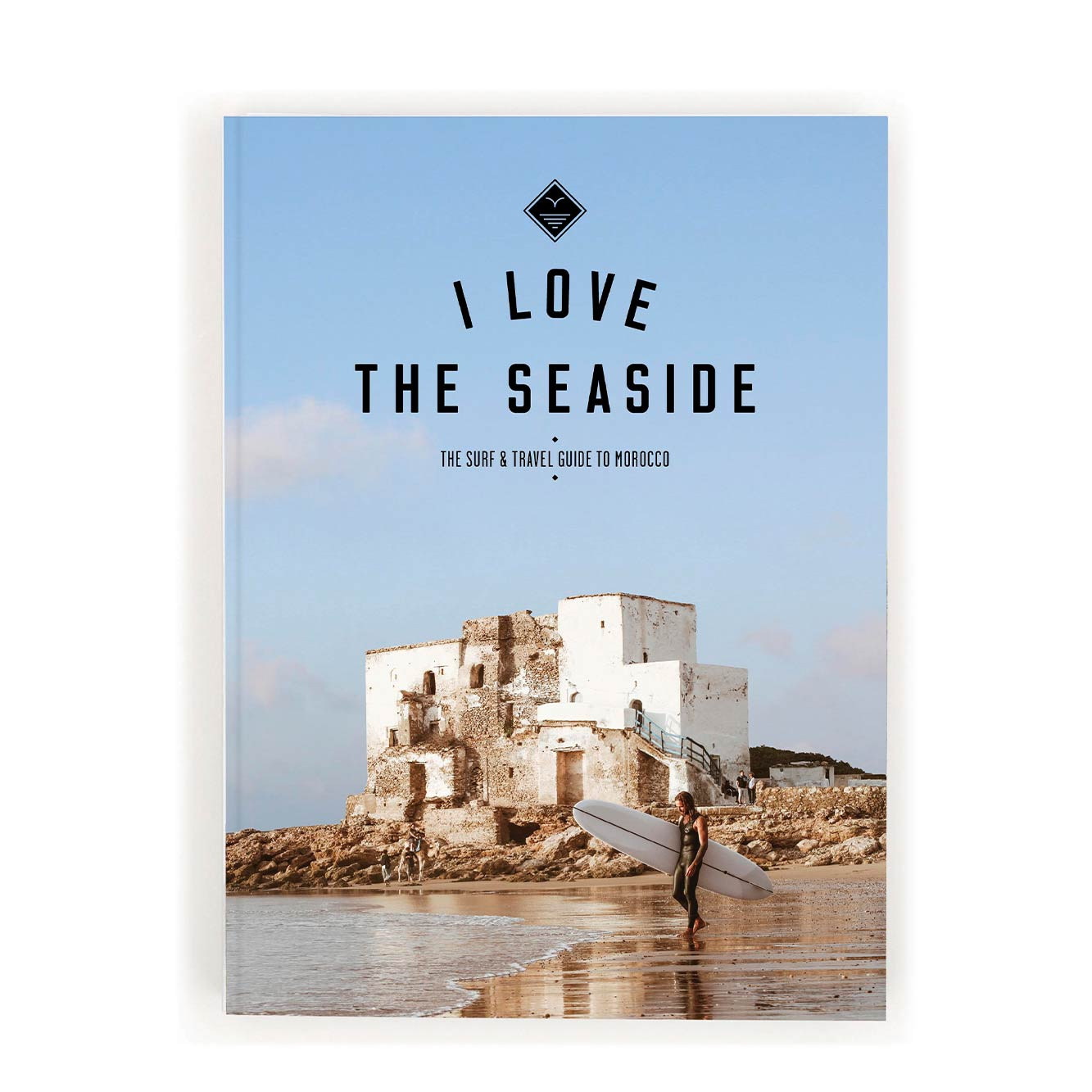 i love the seaside surf & travel guide to morocco - LANGBRETT