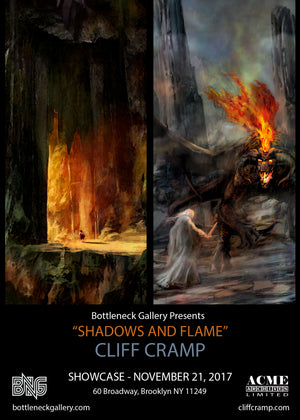 SHADOWS & FLAME: The Lord of the Rings Online Showcase by Cliff Cramp!