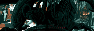 ALIEN & PREDATOR by Florey On Sale Info!