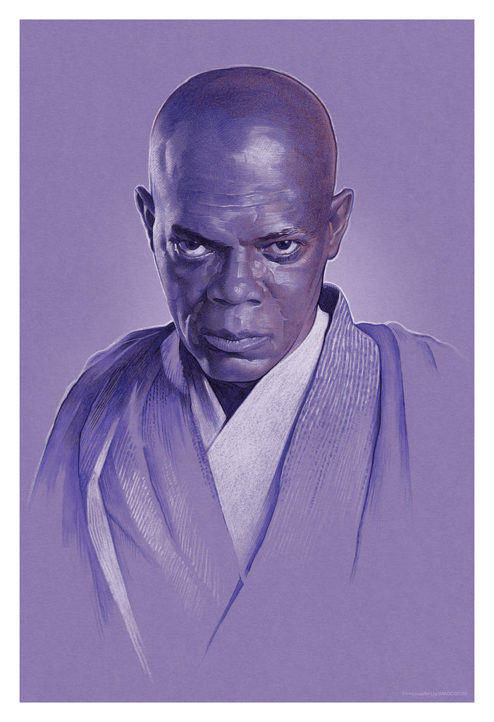 MACE WINDU by Gabz - On Sale INFO!