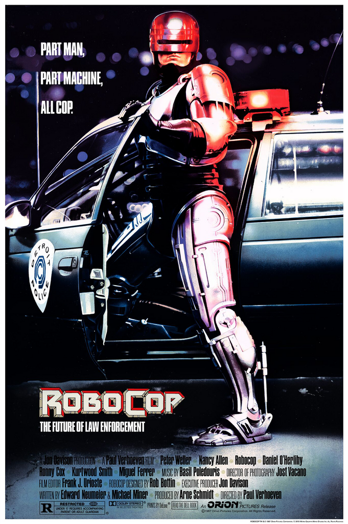 ROBOCOP X ISH x BNG On Sale Today!