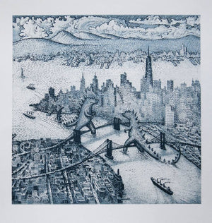 "David Welker ""Love on the East River"""