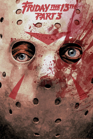 "Hans Woody ""Friday the 13th Part III"" Variant"