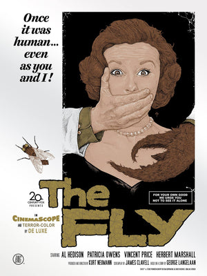 "Timothy Pittides ""The Fly"" Variant"