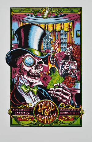 "AJ Masthay ""Dead & Co - In Dead We Trust"""