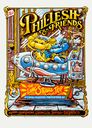 "AJ Masthay ""Phil Lesh & Friends ft. Jorma Kaukonen"" AE"