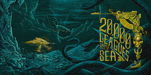 "Raf Banzuela ""20,000 Leagues Under The Sea"""