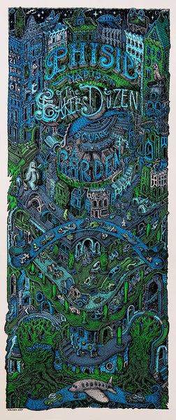 "David Welker ""PHISH - Baker's Dozen"""