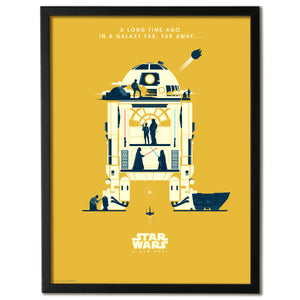 "Matt Ferguson ""A New Hope: The Droid You're Looking For"" Timed Edition + FREE PIN!"
