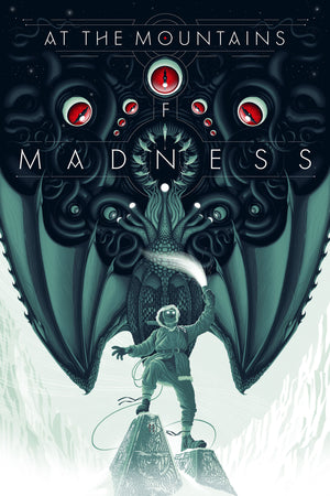 "Jay Gordon ""At The Mountains of Madness"""