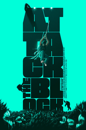 "Patrick Connan ""Attack the Block"""