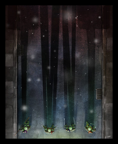"Andy Fairhurst ""TMNT"""