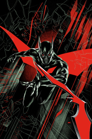 "Martin Ansin ""Batman Beyond"""