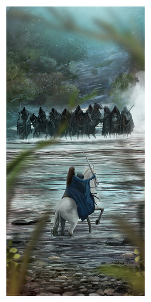 "Andy Fairhurst ""The Lord of the Rings - Arwen"""