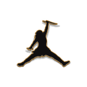 """Air Arya"" Enamel Pin"