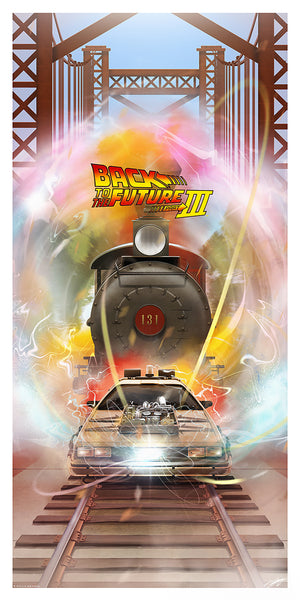 "Andy Fairhurst ""Back to the Future: Part III"""