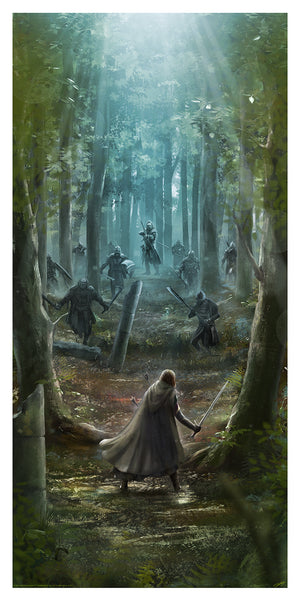 "Andy Fairhurst ""The Lord of the Rings - Boromir"""