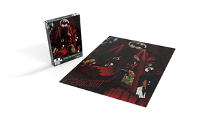 Batman: The Animated Series - 1000pc GID Puzzle + Poster