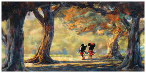 "Cliff Cramp ""Mickey & Minnie Mouse"""