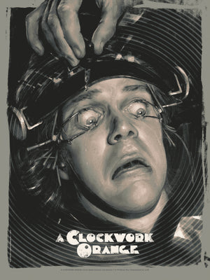 "Juan Esteban Rodriguez ""A Clockwork Orange"" Variant"