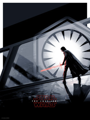 "Matt Ferguson ""Star Wars: The Last Jedi - Rey & Kylo Ren SET"""