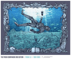 "David Welker  ""TPC3 - Phish 1.0, 1983-1989"""