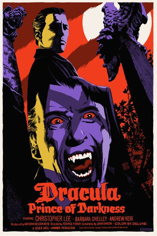 "Francesco Francavilla ""Dracula: Prince of Darkness"""
