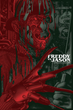 "Anthony Petrie ""Freddy vs. Jason"""