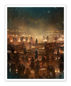 "Andy Fairhurst ""The Long Night"""