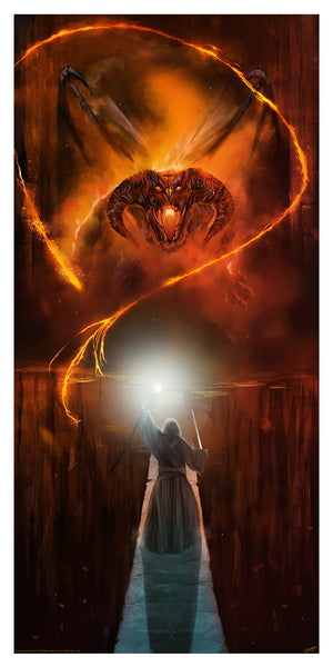 "Andy Fairhurst ""The Lord of the Rings - Gandalf"""