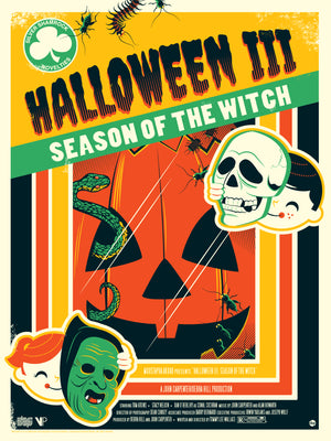 "Dave Perillo ""Halloween III: Season of the Witch"""