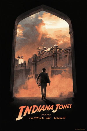 "Hans Woody ""Indiana Jones and the Temple of Doom: Doorway to Adventure"""