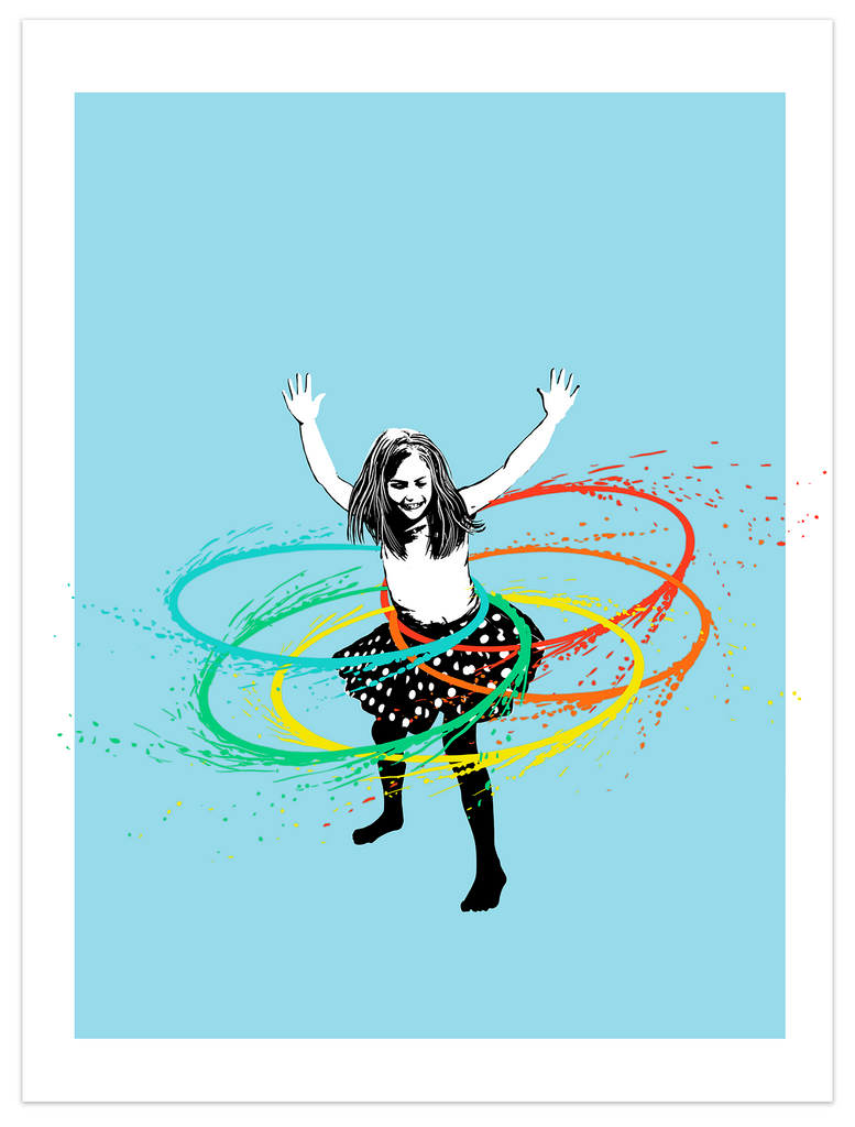 HULA HOOP BY UBIK - ON SALE INFO!