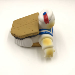 "Brad Hill ""S'more Puft"" Soft Vinyl Toy"