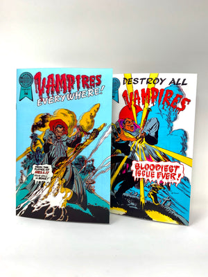 THE LOST BOYS - Prop Replica Comic Books